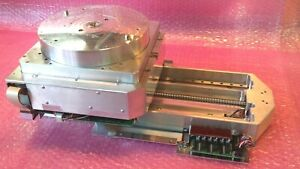 Primatics Xyz Axis Precision Linear Stage Rotary Table