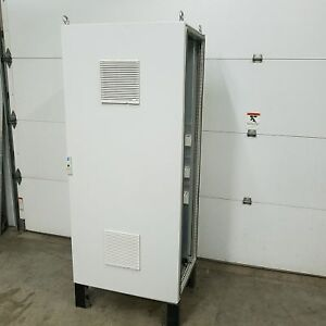 Rittal Ts8886 Standard Enclosure 31 w X 24 d X 79 h Type 1 12 Enclosure Used