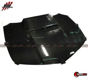 2010 2015 Chevrolet Camaro Sc Style Carbon Fiber Hood Bonnet Body Kit