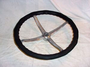 1920 S Vintage Antique Bakelite Steering Wheel Studebaker Buick Dodge Brothers