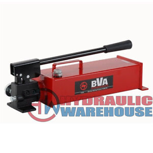 New Bva Hand Pump Hydraulic P4301 10 000 Psi Compare Prince Pm hp 10 b