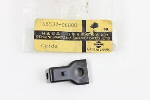 Mq 160 Nissan Patrol 1979 Glove Box Stopper Guide Nos