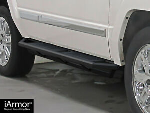 Iarmor Off Road Side Steps Armor For 05 10 Jeep Grand Cherokee Running Borads
