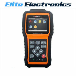 Foxwell Nt4021 Pro Auto Scan Tool For Epb Battery Config Oil Service Reset