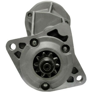 Ford New Holland Starter 1100 0129 87040161 87040161r