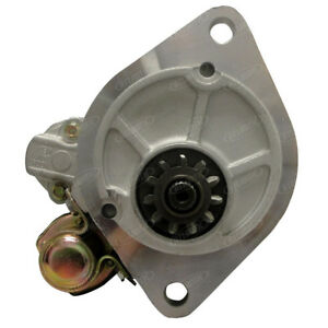 Ford New Holland Tractor Parts Starter 1100 0132 Vame049303