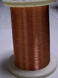 Polyurethane Enameled Copper Wire Magnet Wire 2uew 155 0 17mm a36l Lw
