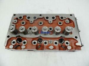 Cylinder Head New Perkins D3 152 3 Cyl Diesel Pn 3638321m91 Indirect Inj