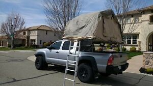 Hotmetalfab Universal Over The Bed Rack Holds Any Rooftop Tent Fits Any Truck
