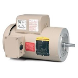 Vfdl3514m 1 1 2 Hp 1725 Rpm New Baldor Electric Motor Can Replace Vl3514