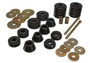 Energy Suspension 3 4107g Body Mount Set 67 72 Chevy Gmc 2 4wd 20 30 2500 Truck