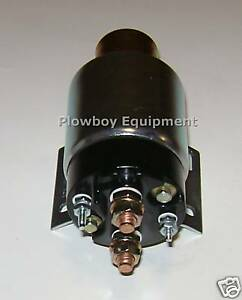65479c1 Solenoid For Farmall Ih 656 706 756 806 856 1206 1256 1456 Diesel Eng