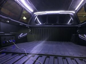 2005 2020 Toyota Tacoma With Camper Shell Led Bed Light Kit