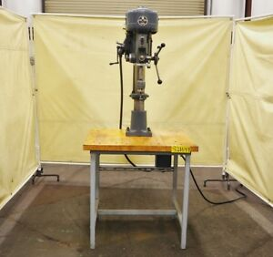 Walker Turner 3 4 Hp 20 Drill Press 1113 24