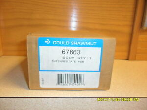 Gould Shawmut 67663 Power Distribution Block