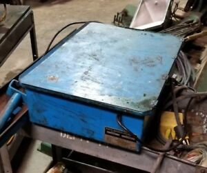 Build All Corporation 15 Gal Bench Top Parts Washer Degreaser 115v Pump W Brush