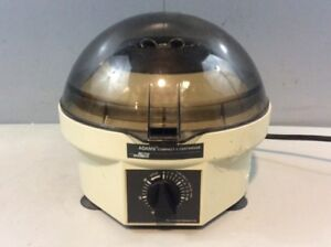 Clay Adams Becton dickinson Compact Ii Centrifuge 3 Medical Lab Equipment
