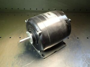 B b Bodine Nsy 55 B4622 1 8hp Ac Motor 115v 1800 Rpm Fr 55 1 2 Shaft New
