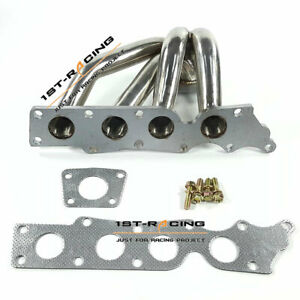 Stainless Steel Turbo Exhaust Manifold For Mazda Mazdaspeed 3 6 Cx 7 2 3l New