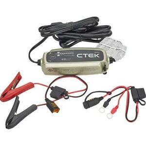 Ctek Mxs 5 0 12 Volt 4 3 Amp Car Battery Automatic Charger Maintainer