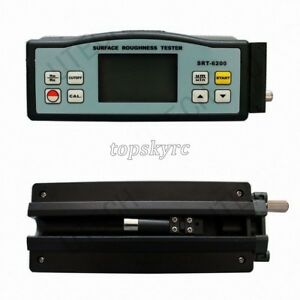 Srt 6200 Digital Portable Surface Roughness Tester Meter Roughmeter Ra Rz
