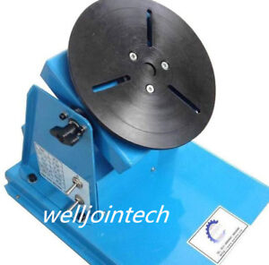 By 10 Rotary Welding Positioner Turntable Mini