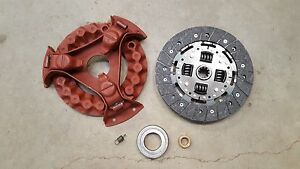 Jeep Willys Mb Gpw Cj2a Cj3a M38 M38a1 Cj3b Complete Clutch Kit 8 5 Nos