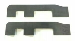 Skid Steer Quick Attach Lower Mount Plate 1 2 Bobcat Style Bucket Attachment