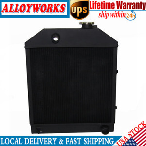 C7nn8005h 81875325 Tractor Radiator For Ford New Holland 2000 2600 3000 3600