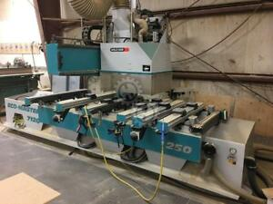 Holzher eco Master 7120 Cnc Machining Center Cnc Router