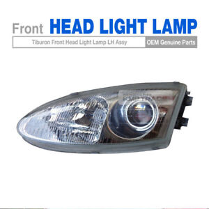 Genuine Parts Front Head Light Lamp Lh Assy For Hyundai 1996 1998 Tiburon Coupe
