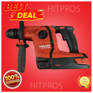 Hilti Te 6 a36 Hammer Drill Brand New Complete Set Fast Shipping