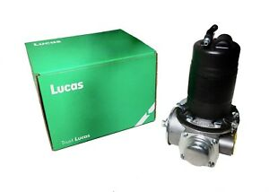 New Genuine Lucas Su Fuel Pump Mgb 1965 1980 Solid State Electronics Made Uk