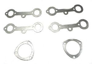 66 91 Suburban Gmc Small Block 265 400 Obx Graphite Gasket For Header