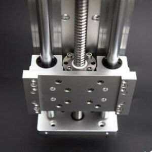 Heavy Load X Y Z Axis Sliding Table Cross Slide Sfu1605 Ballscrew Linear