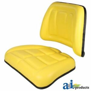New John Deere Replacement Seat Cushion Set A tkyl