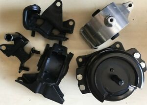 5pc Set Motor Mounts Fit 2003 2004 2005 2006 Acura Mdx Engine And Trans Mounts