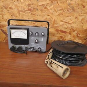 Ysi Model 57 Oxygen Meter With Cables
