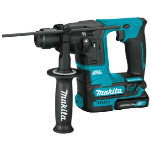 Makita Rh01z 12 volt 5 8 inch Sds plus Cxt Cordless Rotary Hammer Bare Tool