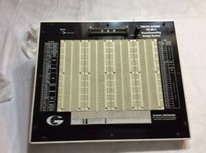Global Specialties Proto board Pb 88 4 Breadboarding Design Station11273a
