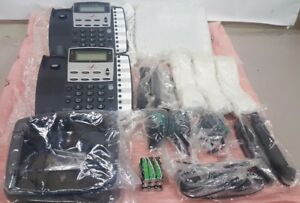 Lot Of 3 Televantage Complete Sets Business Phone Ml 298cd
