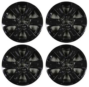 18 Honda Ridgeline 2017 2018 2019 Factory Oem Rim Wheel 64105 Gloss Black Set