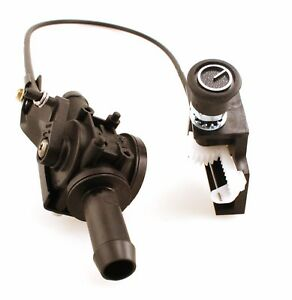 Universal Manual Water Heat Control Valve For Automobile Ac Chevy Ford Mopar
