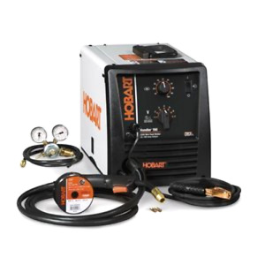 Mig Welder Handler 210 With Mvp Plug Dual Voltage 115v 230v 7 Voltage Setting