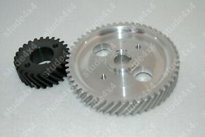 Studebaker Avanti V 8 Timing Gear Set 232 224 259 289 304 1951 64 R1 R2 R3 R4