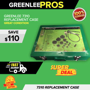 Greenlee 7310 Original Replacement Case 1 2 4 Preowned Fast Shipping