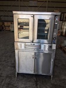 Blodgett Gas Convection Oven With Warmer And Extra Racks