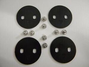 Holley Qft Aed Ccs 1009 109 1 9 16 Throttle Plate 107