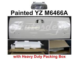 Painted Yz M6466a Tailgate With Chrome Handle For 1997 2007 Super Duty F250 F350