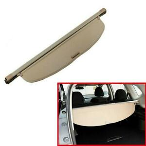 Rear Trunk Cargo Cover Security Shield For Nissan Rogue X trail Year 2014 2017